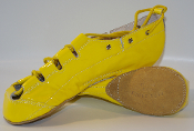Celtic Choice Patent Leather Yellow